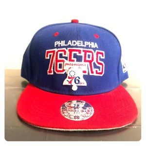 Mitchell and Ness Philadelphia 76ers's